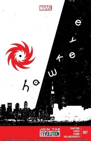 Hawkeye #7 Matt Fraction