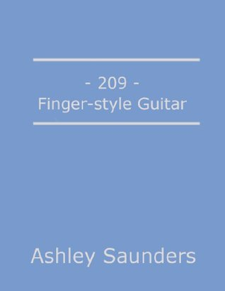209: Finger-style Guitar  by  Ashley Saunders