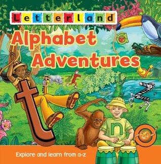 Alphabet Adventures  by  Letterland