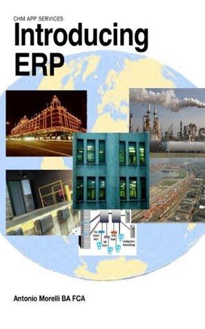 Introducing ERP Antonio Morelli