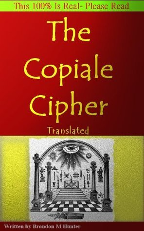 The Copiale Cipher  by  Brandon Hunter