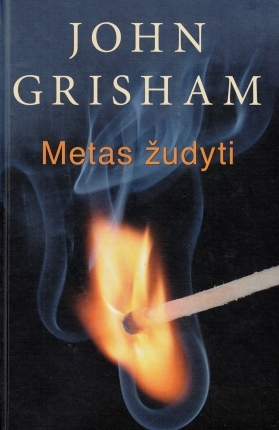 Metas žudyti  by  John Grisham
