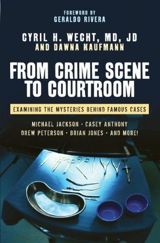 From Crime Scene to Courtroom: Examining the Mysteries Behind Famous Cases Cyril H. Wecht