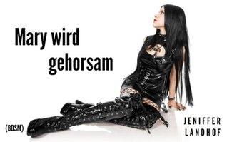 Mary wird gehorsam (BDSM)  by  Jeniffer Landhof