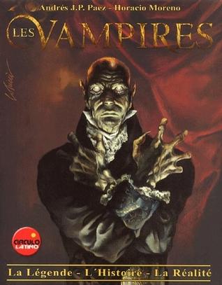 Les vampires Andrés Moreno