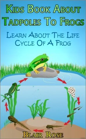 Kids Book About Tadpoles To Frogs: Learn About The Life Cycle Of A Frog  by  Blair Rose