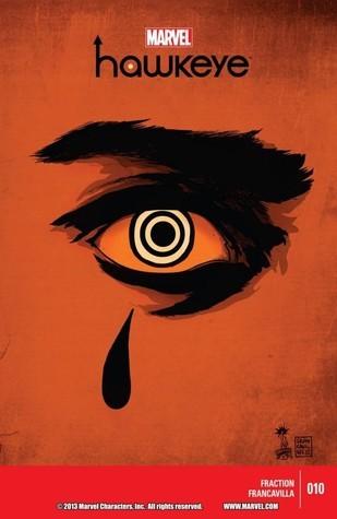 Hawkeye #10  by  Matt Fraction
