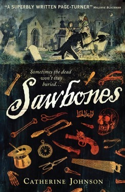 Sawbones Catherine Johnson