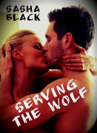 Serving the Wolf (Werewolf, Weredog, Paranormal) Sasha Black