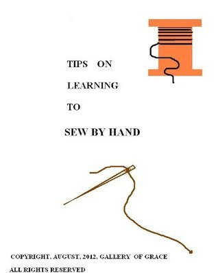 Tips to Learn How To Sew By Hand  by  Gracie Sprouse