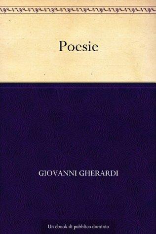 Poesie  by  Giovanni Gherardi