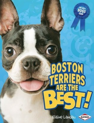 Boston Terriers Are the Best! Elaine Landau