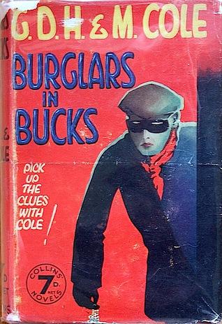 Burglars in Bucks  by  G.D.H. Cole