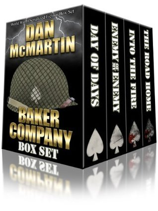 Baker Company Box Set - World War II Historical Fiction  by  Dan McMartin