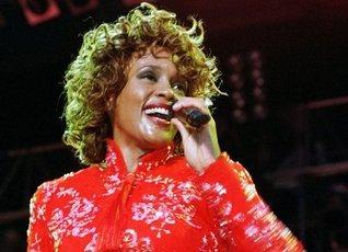 Whitney Houston Michael von Nessen