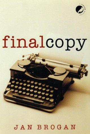 Final Copy (prequel to the Hallie Ahern Series) Jan Brogan