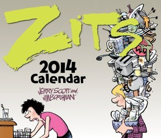 Zits 2014 Day-to-Day Calendar  by  Jerry Scott