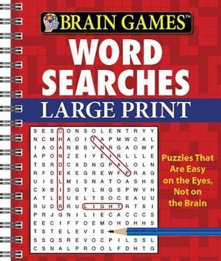 Word Searches: Large Print Publications International Ltd.