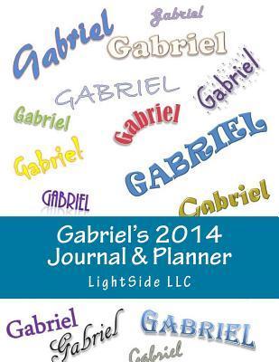 Gabriels 2014 Journal & Planner  by  Lightside LLC