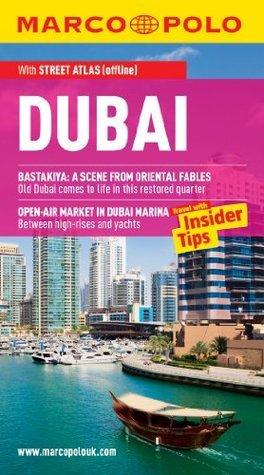 Dubai Marco Polo Guide  by  Manfred Wöbcke