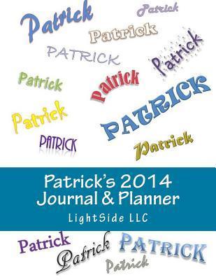 Patricks 2014 Journal & Planner  by  Lightside LLC