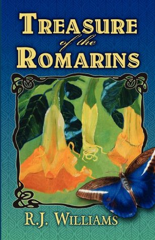Treasure of the Romarins  by  R.J. Williams