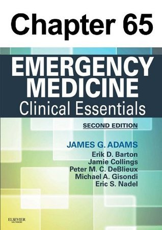 Aortic Dissection: Chapter 65 of Emergency Medicine  by  James Adams