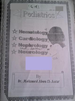 Pediatrics I  by  محمد أبو الأسرار