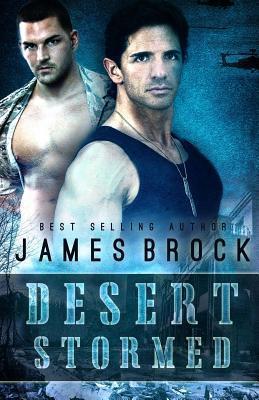 Desert Stormed  by  James  Brock