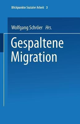 Gespaltene Migration Wolfgang Schroer