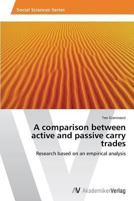 A Comparison Between Active and Passive Carry Trades  by  Gianinazzi Teo