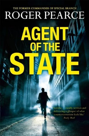Agent of the State (John Kerr 1)  by  Roger Pearce