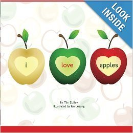 I Love Apples  by  Tim Dailey