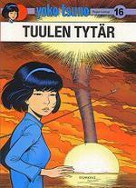 Tuulen tytär (Yoko Tsuno, #16) Roger Leloup
