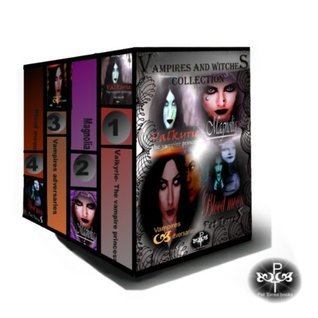 Vampires and witches collection Box Set ( Four novels ) Pet Torres