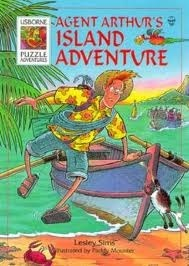 Agent Arthurs Island Adventure  by  Lesley Sims