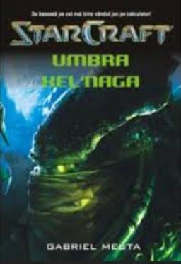 Umbra XelNaga (Starcraft, #2)  by  Gabriel Mesta