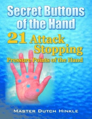 Secret Buttons of the Hand: -21- Attack Stopping Pressure Points of the Hand  by  Master Dutch Hinkle
