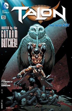 Talon (2012- ) #13  by  James Tynion IV