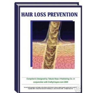 Hair Loss Prevention - Stop Losing Your Hair  by  Value99cent Books