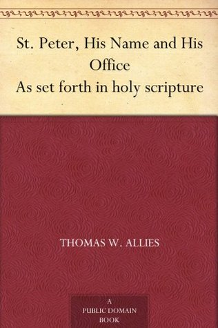 The Formation of Christendom (TWO VOLUMES IN ONE) Thomas W. Allies