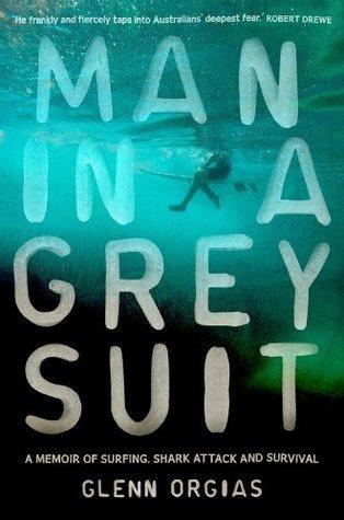 Man in a Grey Suit Glenn Orgias