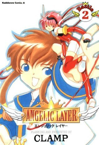 ANGELIC LAYER 2  by  CLAMP