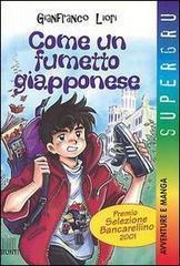 Come un fumetto giapponese Gianfranco Liori