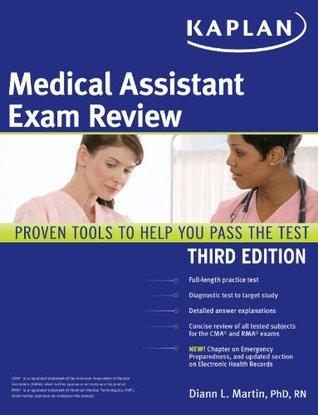 Kaplan Medical Assistant Exam Review Diann L. Martin