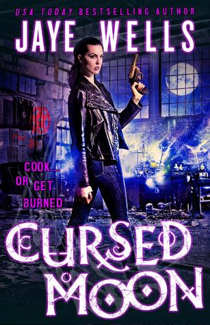 Cursed Moon (Prosperos War #2) Jaye Wells
