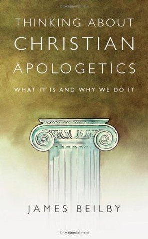 Thinking About Christian Apologetics: What It Is and Why We Do It James K. Beilby