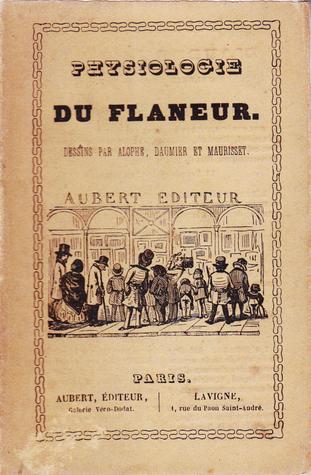 Physiologie du Flaneur Louis Huart