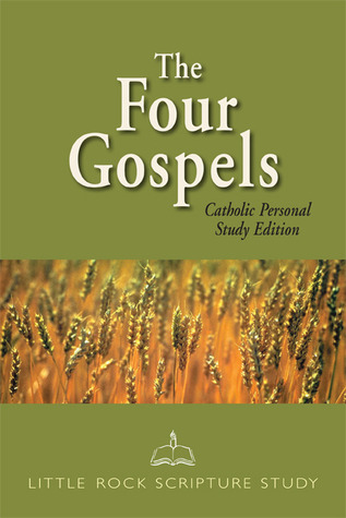 The Four Gospels: Catholic Personal Study Edition  by  Catherine Upchurch