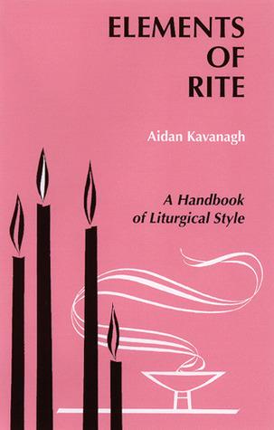 On Liturgical Theology Aidan Kavanagh